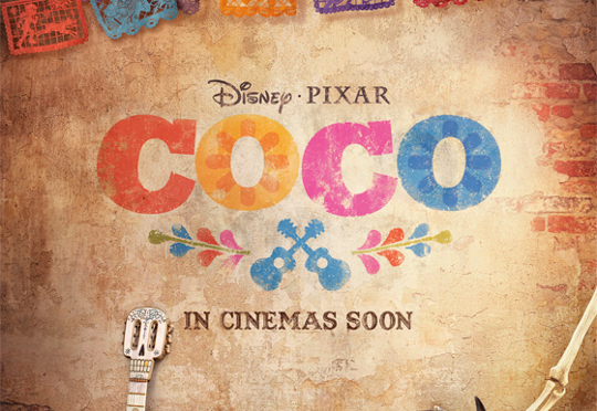 Disney Pixar presenteert Coco