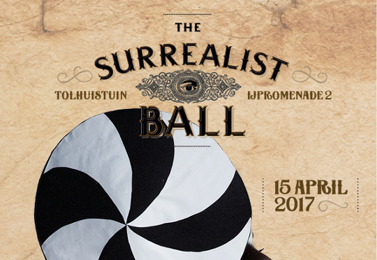 Amsterdam Spook en Imagine Film Festival presenteren The Surrealist Ball