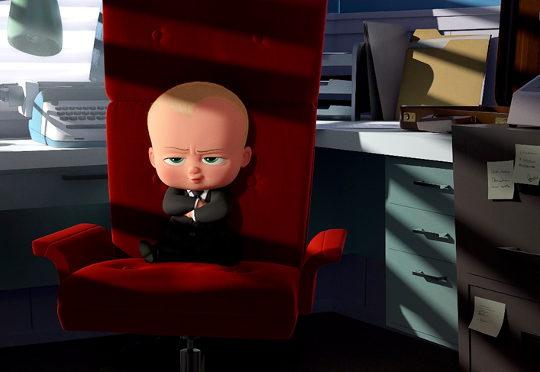 [BoxOffice] The Boss Baby verslaat Guardians of the Galaxy