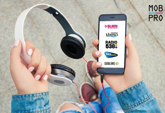 Parkmobile integreert programmatic radio in mobile-advertisingstrategie