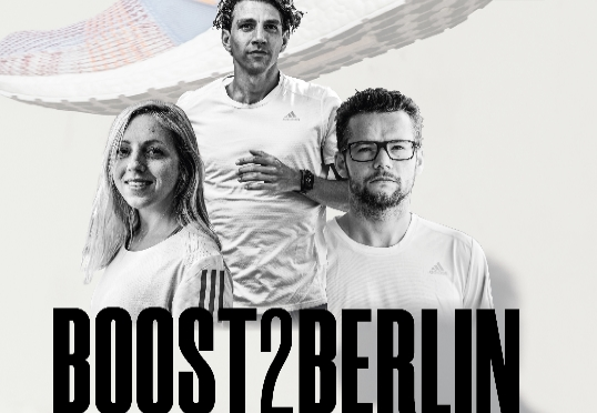 [Cross Media Case 2020] Olivier Heimel over Boost 2 Berlin van Adidas