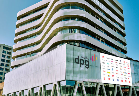 DPG Media start gecombineerde programmatic proposities