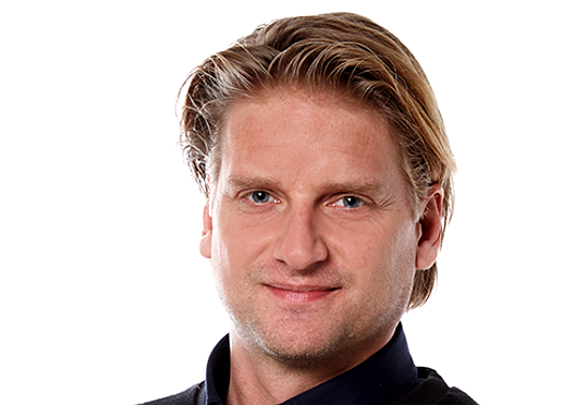 Vincent Siegelaar commercial director Hearst Netherlands